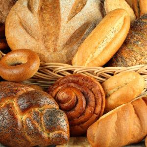 Хлебные, кондитерские