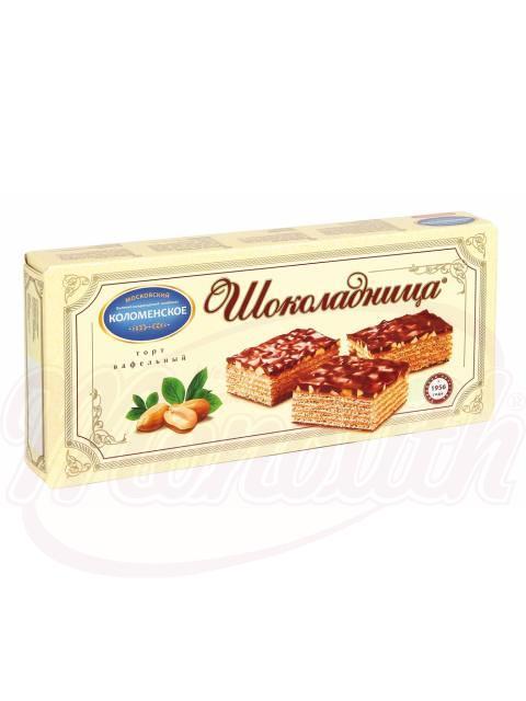 """Вафельный торт """"Шоколадница"""""""