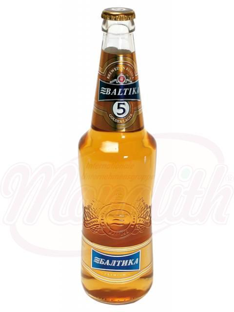 """Пиво """"Балтика 5"""""""