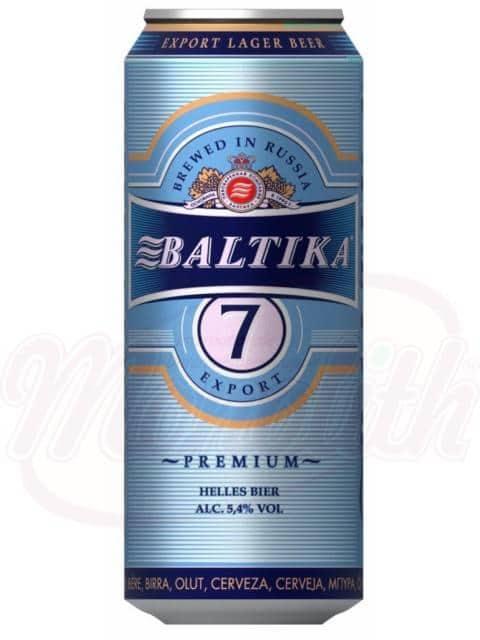 """Пиво """"Балтика 7"""""""