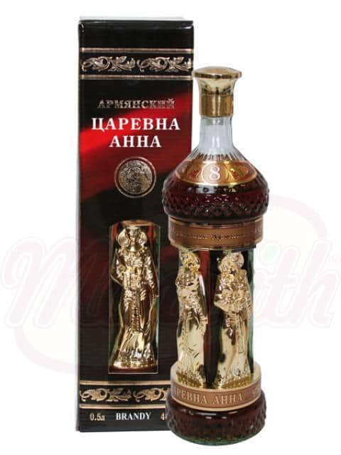 "Коньяк армянский ""Царевна Анна"""