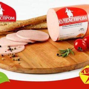 Колбаса докторская Молочная
