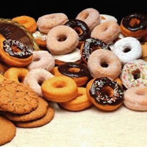 Печенье, пряники, вафли