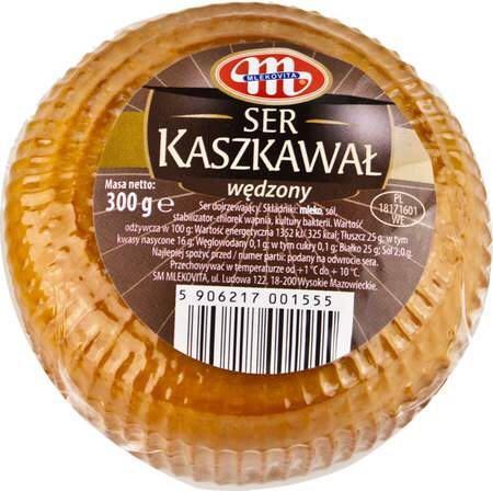 Сыр копченный Кашкавал