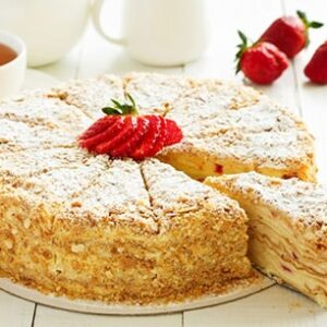 Торты, пирожные