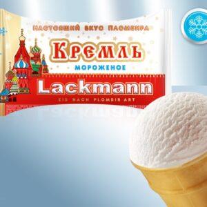 """Мороженое пломбир """"Кремль"""""""