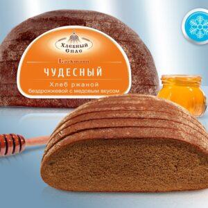 Хлеб ржаной с медовым вкусом