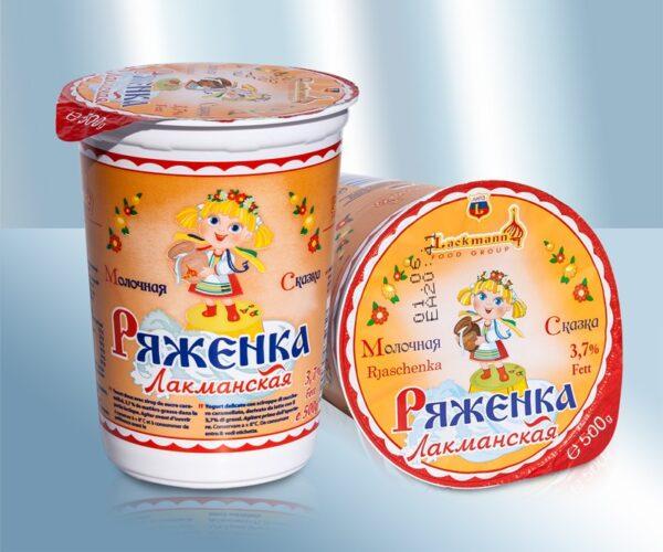 Ряженка Лакманская