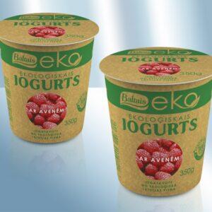 "Йогурт ""Baltais"" малина"