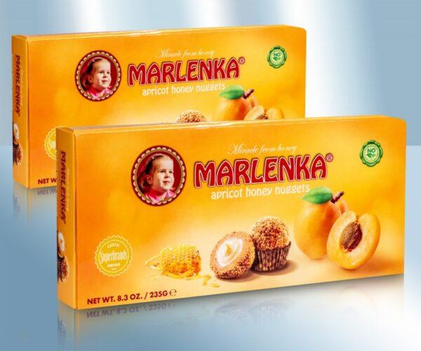 "Орешки ""Marlenka"" с абрикосом"
