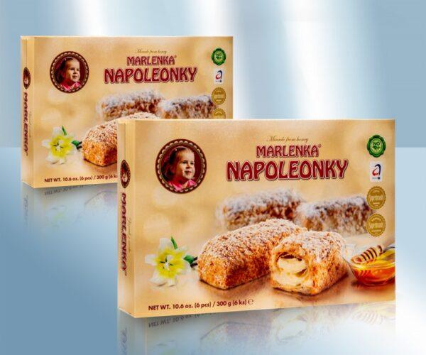 "Наполеонки ""Marlenka"""